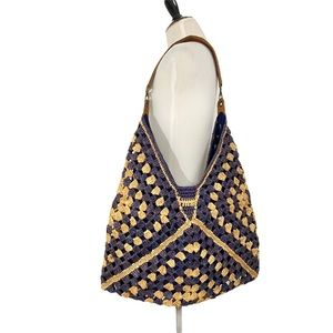Mar Y Sol for Tommy Bahama Palermo Raffia Tote Bag